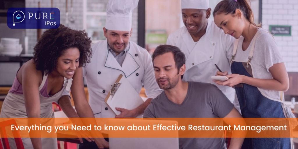 Restaurant Managment With Pure iPos