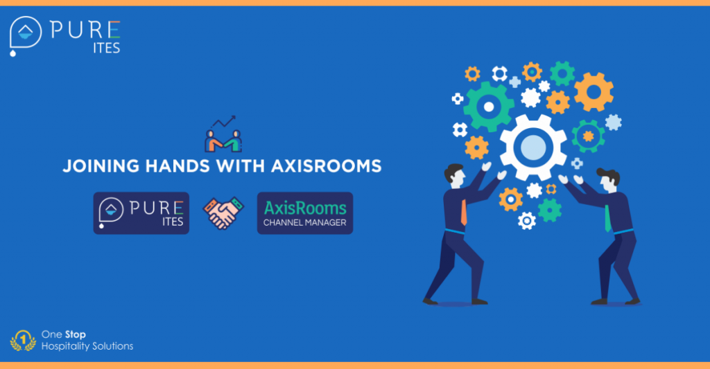 Pure Ites Join hands With AxisRooms