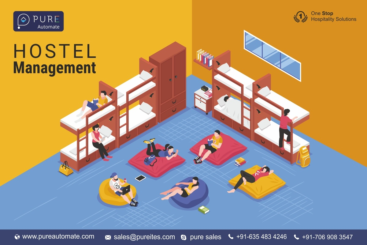 Hostel Management Made Simple with Property Management System